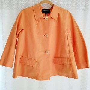 LAYFAYETTE 148 New York Peach Jacket